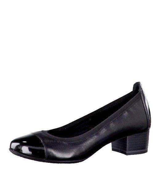 Обувки Marco Tozzi 22302-096 Black Antic Comb